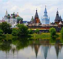 Автобусно-пешеходная обзорная экскурсия по Москве «Москва – столица нашей Родины»   Изображение 4
