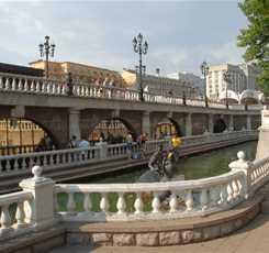 Автобусно-пешеходная обзорная экскурсия по Москве «Москва – столица нашей Родины»   Изображение 5