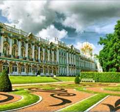 Пушкин - Павловск: Екатерининский дворец с посещением Янтарной комнаты и Павловский дворец Изображение 0
