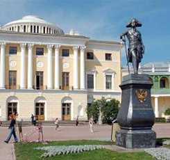 Пушкин - Павловск: Екатерининский дворец с посещением Янтарной комнаты и Павловский дворец Изображение 2