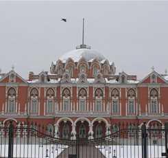 Возвращение жемчужины московской архитектуры (пешеходная) Изображение 5