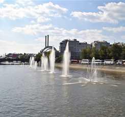 Вокруг Золотого острова (водная экскурсия по реке Москве)  Изображение 1