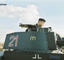 Полномасштабная реконструкция сражения на Бородинском поле «Москва за нами - 1941год» Изображение 7