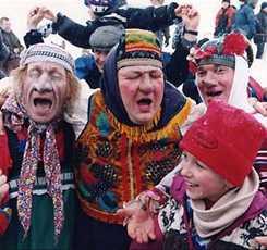 Рождественские встречи в Переславле Залесском у царя Берендея Изображение 1
