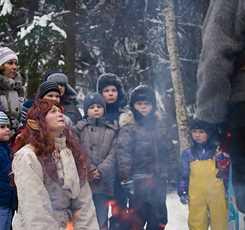 Новогодняя елка. Приключения на Волшебной ферме в Сказочном лесу (с подарками и угощением) (сборная группа) Изображение 4