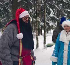 Новогодняя елка. Приключения на Волшебной ферме в Сказочном лесу (с подарками и угощением) (сборная группа) Изображение 9