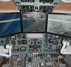 Авиаторы. Экскурсия в авиацентр с полетом в настоящей кабине самолета (пешеходная)  Изображение 6