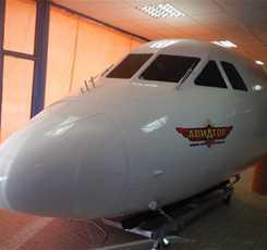 Авиаторы. Экскурсия в авиацентр с полетом в настоящей кабине самолета (пешеходная)  Изображение 8