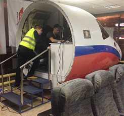 Авиаторы. Экскурсия в авиацентр с полетом в настоящей кабине самолета (пешеходная)  Изображение 12