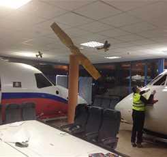Авиаторы. Экскурсия в авиацентр с полетом в настоящей кабине самолета (пешеходная)  Изображение 13