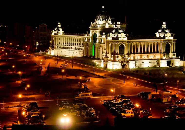 Обзорная экскурсия по Казани с посещением Казанского Кремля