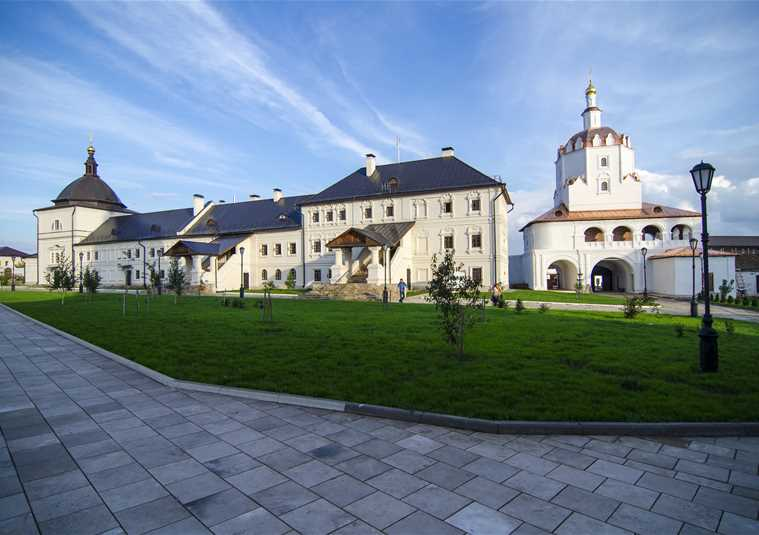 Экскурсия на остров-град Свияжск