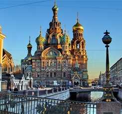 Обзорная экскурсия по Санкт-Петербургу Изображение 0
