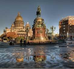 Обзорная экскурсия по Санкт-Петербургу Изображение 1