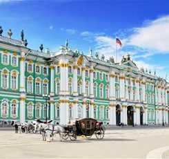 Обзорная экскурсия по Санкт-Петербургу Изображение 2