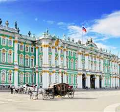 Обзорная по Санкт-Петербургу+Эрмитаж Изображение 0