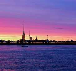 Ночной Петербург Изображение 0