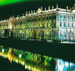 Ночной Петербург Изображение 1
