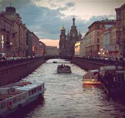 Ночной Петербург+водная прогулка Изображение 0