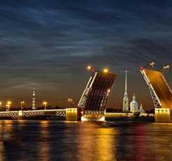 Ночной Петербург+водная прогулка Изображение 1