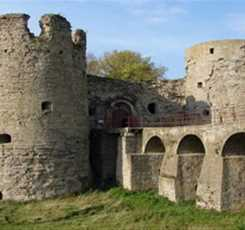 Крепости и усадьбы Ингерманландии Изображение 1