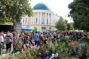 Фестиваль Мичуринского Яблока в рамках выставки «День садовода-2017»