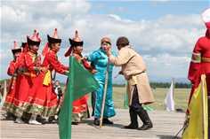 Республиканский фестиваль народных традиций «Пор-Бажын – зов предков»