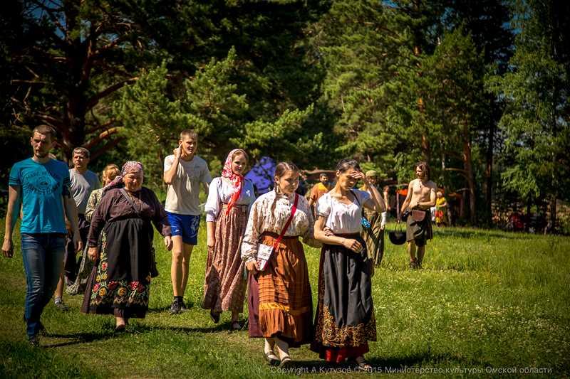 В Сибири растёт фестивальное движение