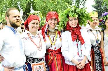 Этнографический праздник «Волченские узоры»