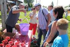Гастрономический фестиваль Малины