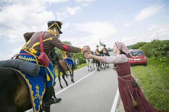 Военно-исторический фестиваль«Душоновские манёвры»