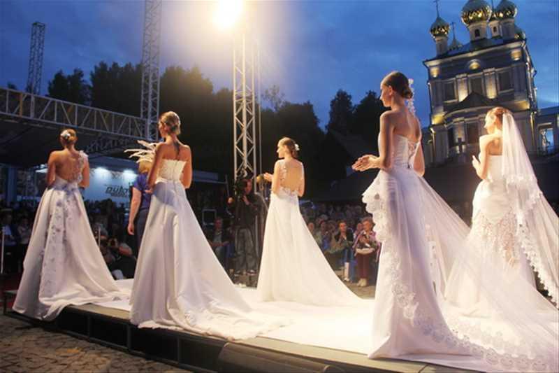 Фестиваль моды «Плес на Волге. Льняная палитра» - 1