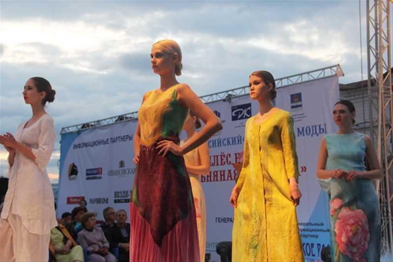 Фестиваль моды «Плес на Волге. Льняная палитра» - 3