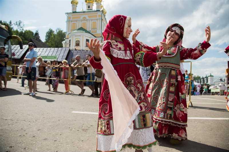 Фестиваль моды «Плес на Волге. Льняная палитра» - 4