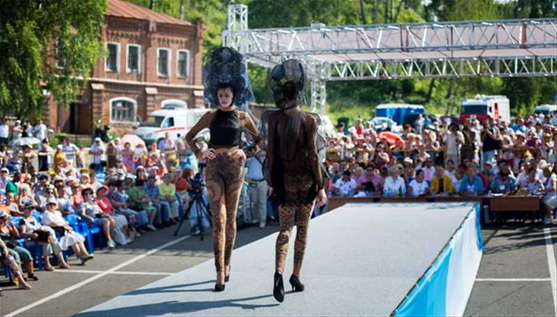 Фестиваль моды «Плес на Волге. Льняная палитра» - 5