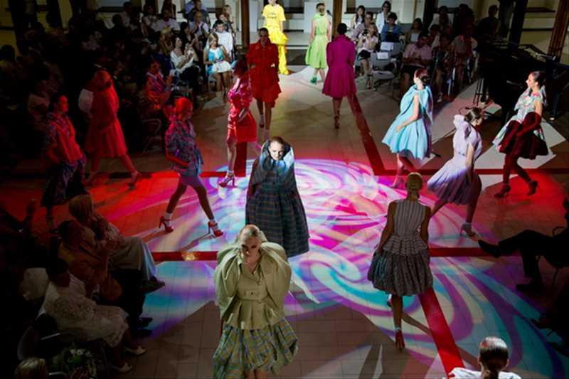Фестиваль моды «Плес на Волге. Льняная палитра» - 7