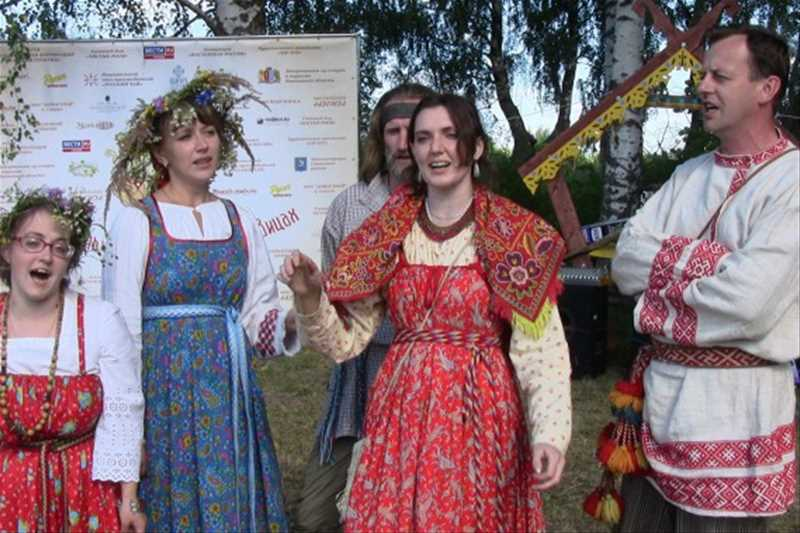 Фестиваль русского чая в Меховицах - 5