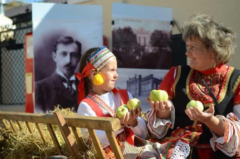 Фестиваль «Антоновские яблоки» - 2