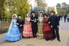 Туристский событийный фестиваль «Антоновские яблоки»