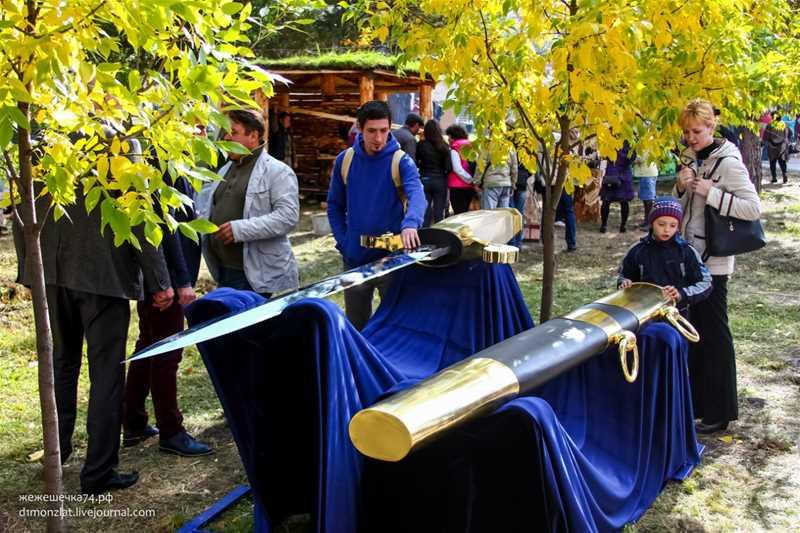 Кузнечный фестиваль «Кузюки. Город мастеров» - 6
