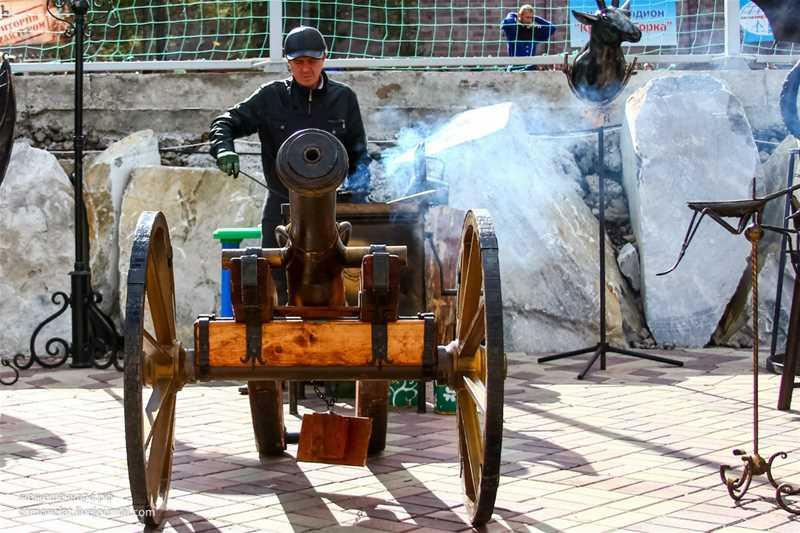 Кузнечный фестиваль «Кузюки. Город мастеров» - 10