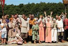 Фестиваль исторической реконструкции эпохи викингов «Кауп»