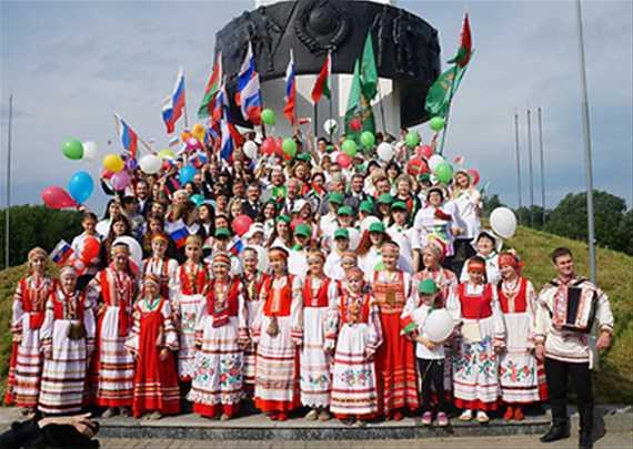 The International Festival 'The SlavicUnity'