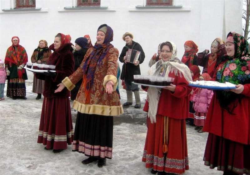Новгородские праздники