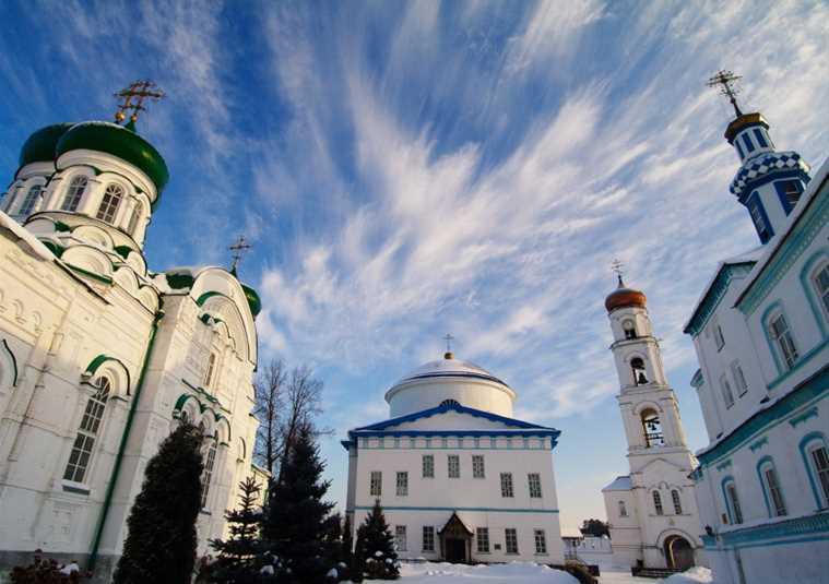 Экскурсия в Раифский Богородицкий мужской монастырь и Храм Всех Религий