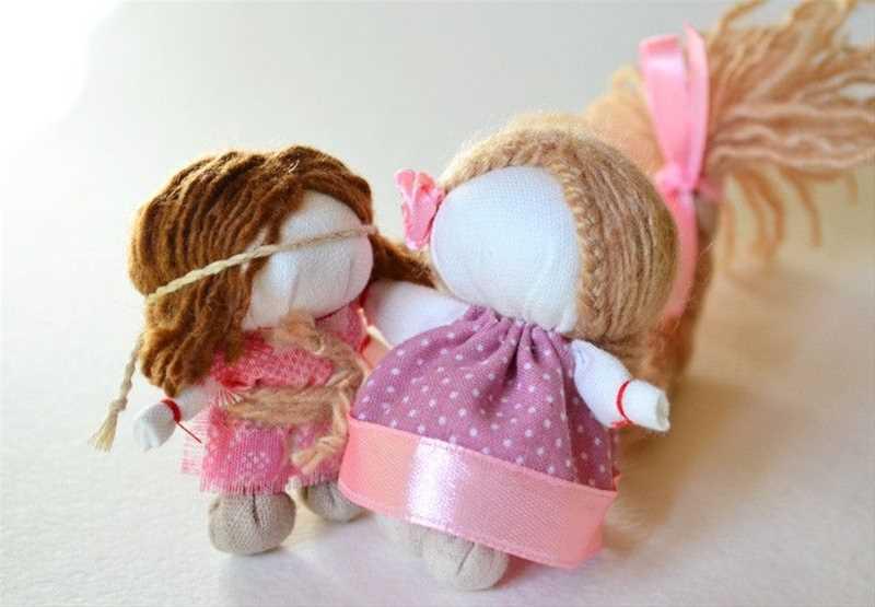 Куколка счастья 130