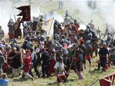Военно-исторический фестиваль «Битва на Воже»