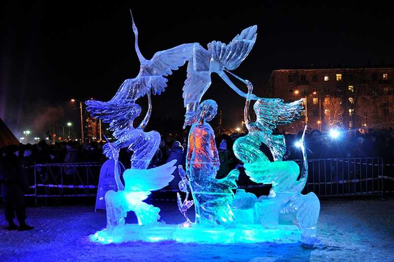 Международный зимний фестиваль «Гиперборея» - 1