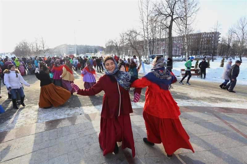 Международный зимний фестиваль «Гиперборея» - 13