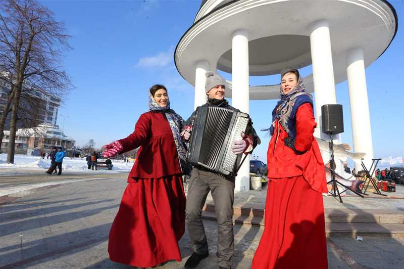 Международный зимний фестиваль «Гиперборея» - 14